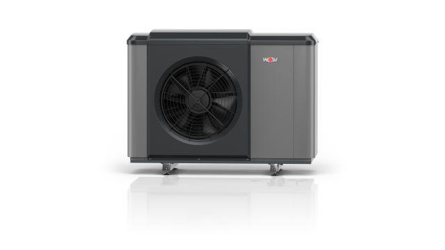 Foto: Luft/Wasser-Wärmepumpe CHA-Monoblock von Wolf.
