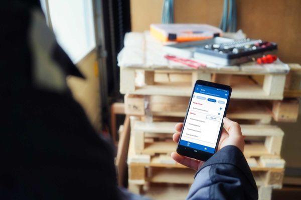 Warenbewegungen, Materialbedarfe und Aufmaße digital erfassen