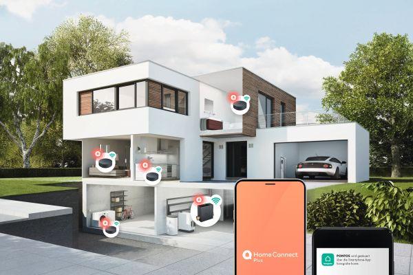 Hansgrohe ist Partner von Home Connect Plus