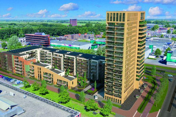 Realisierung eines modernen Wohnkomplexes mit Open-BIM