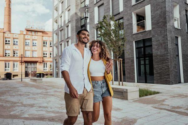 Urbanität mit Beispielcharakter: Klimaneutral wohnen und leben im Quartier.