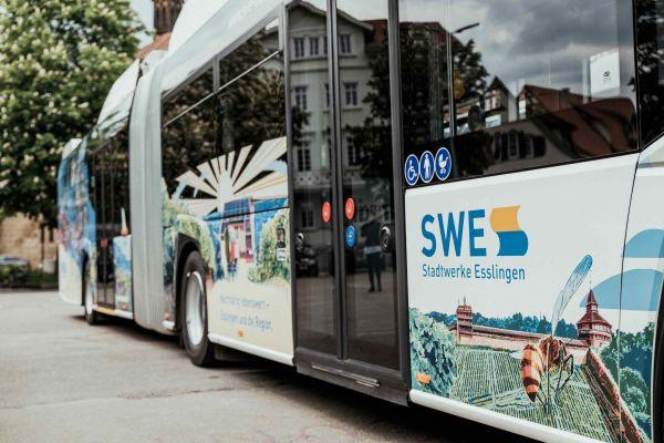 Teil des Testlaufs: Nicht zuletzt aufgrund der NO!SUB(x)SUB!– und Feinstaubproblematik ein vordringliches Thema bei der zukünftigen Stadt- und Verkehrsplanung.