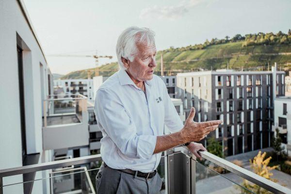 Erweitertes Expertenwissen – Univ. Prof. Dr. M. Norbert Fisch vom Steinbeis Innovationszentrum Energie-, Gebäude- und Solartechnik (SIZ).