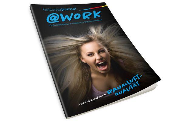 """@work - Thema """"Raumluftqualität"""" @work 02/2021"""