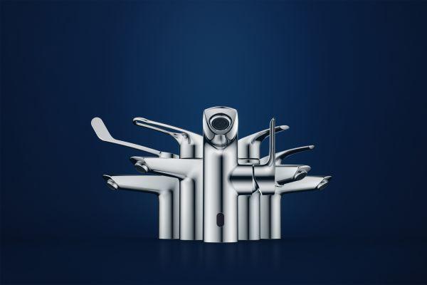 """Die """"Grohe Eurosmart"""": eine Ikone in neuem Design"""
