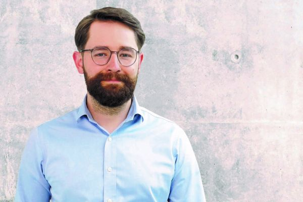 Philipp Sautter ist Sales Manager International bei perma-trade Wassertechnik