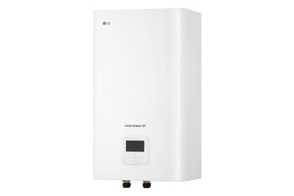 "LG Electronics bringt ""Therma V Hydrosplit"" auf den Markt"