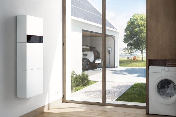 """Mit Integration des Viessmann Hybrid-Stromspeichers """"Vitocharge VX3"""" in das """"wibutler""""-System werden Stromerzeugung, -speicherung und -verbrauch optimal zusammengeführt."""