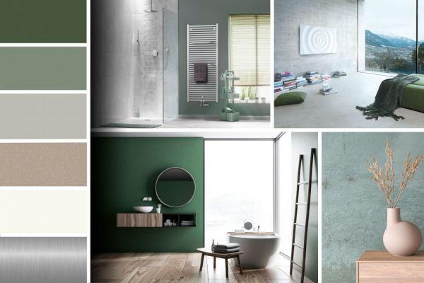 Zehnder präsentiert überarbeitetes Farbsystem