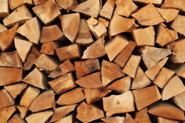 Heizen mit Holz: