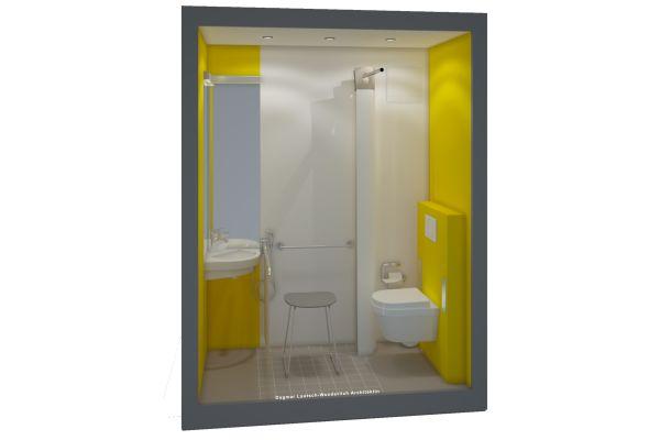 Mehr Qualität und Förderung für pflegegerechtes Bad