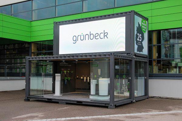 """Grünbeck-Roadshow """"Näher dran"""""""
