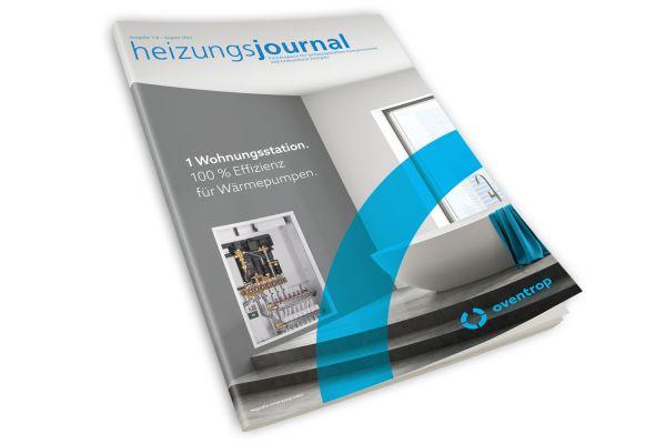 HeizungsJournal - Heft 7-8, August 2021 HeizungsJournal - Heft 7-8/2021