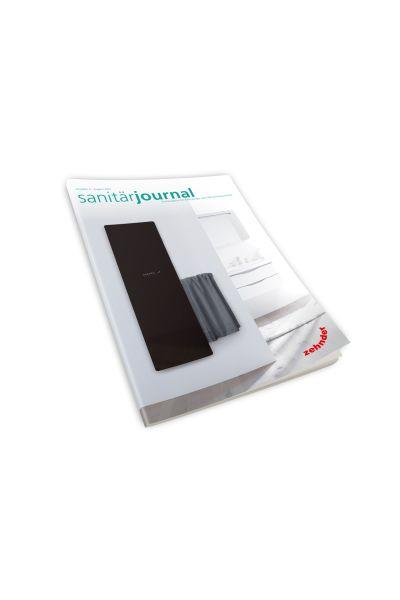 SanitärJournal - Heft 4, August 2021 SanitärJournal - Heft 4/2021