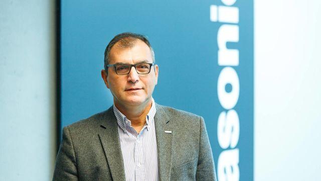 Foto: Alfred Armaos, Country Manager D-A-CH des Bereichs Heiz- und Kühlsysteme bei Panasonic Marketing Europe.