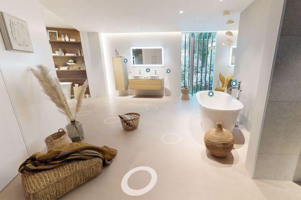 Duravit Design Center jetzt als virtueller Showroom