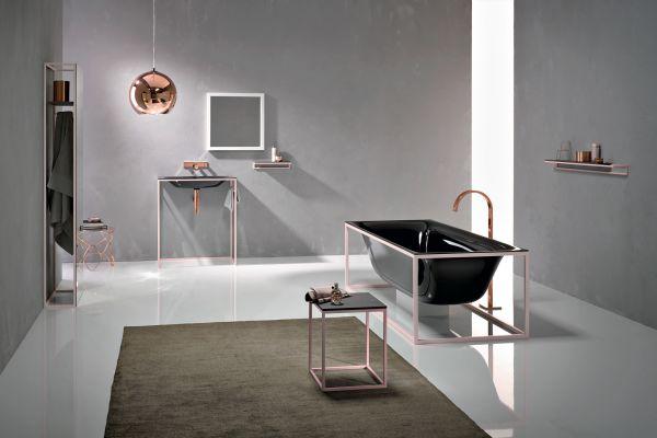 Badewanne aus Stahl/Email von Bette.