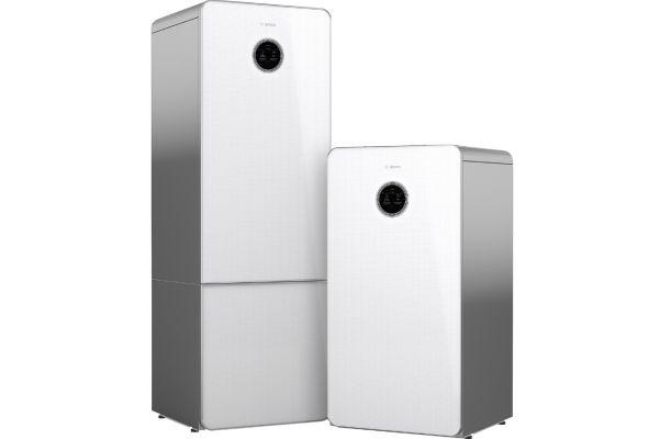 Die Sole/Wasser-Wärmepumpe Compress 7800i LW von Bosch.