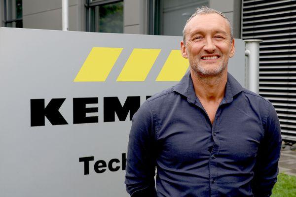 Neuer Kemper-Gebietsleiter in Dänemark
