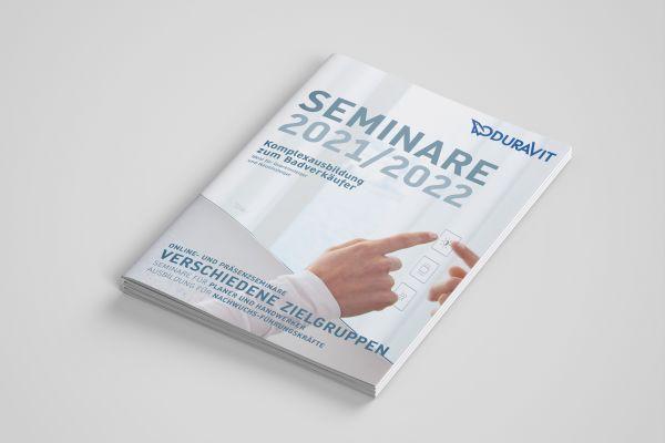 Neue Duravit-Seminarbroschüre