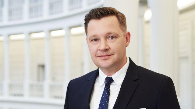 Andrzej Dawidowski ist Leiter des Salzgeschäfts der Ciech-Gruppe.