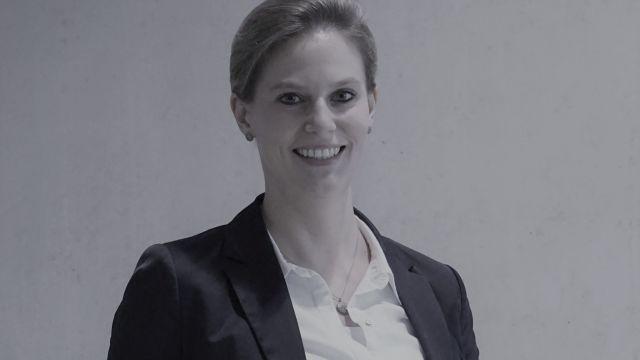 Das Bild zeigt Eva Reckmann.