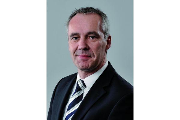 Markus Friedrichs (Director Sales & Marketing, Deutschland, und Mitglied der Geschäftsleitung der Uponor GmbH).