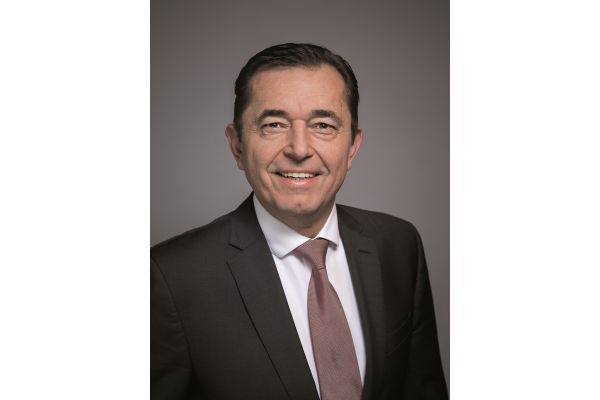 ZVSHK-Präsident Michael Hilpert.