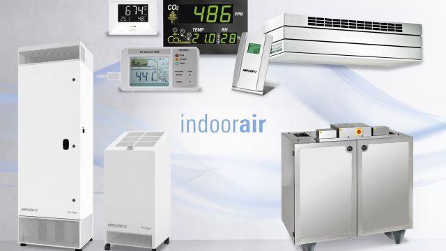 Die Airflow Lufttechnik GmbH führt ein breites Portfolio an Produktlösungen, die die Versorgung mit frischer Luft sicherstellen und so die Verbreitung von Aerosolen als Überträger von Viren und Bakterien eindämmen.