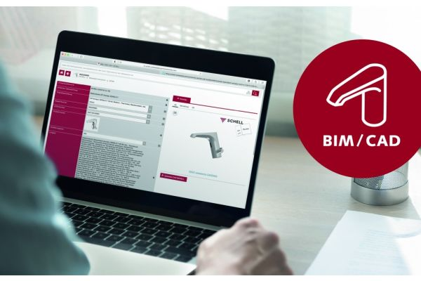 Schell BIM Portal jetzt online