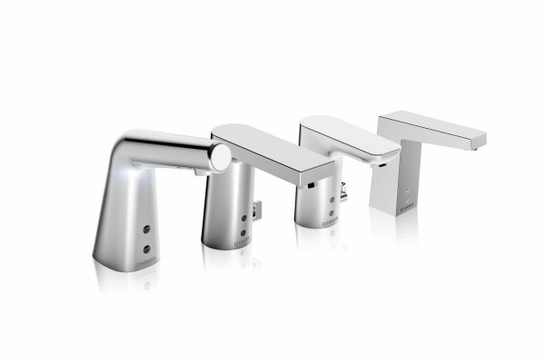Maximale Hygiene durch smarte Armaturen
