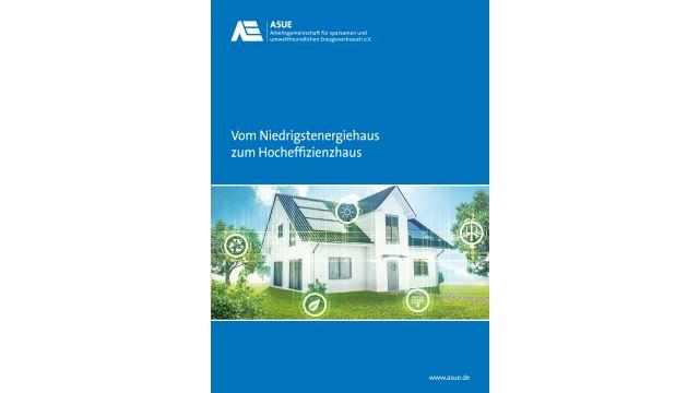 Das Bild zeigt das Cover der ASUE Broschüre.