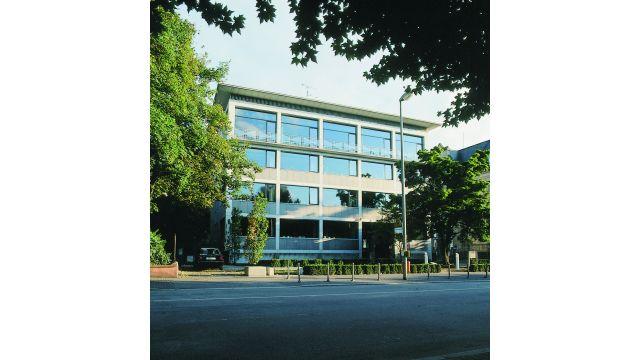 Dieses Bild zeigt den Hauptsitz der Nassauischen Heimstätte Wohnungs- und Entwicklungsgesellschaft mbH.