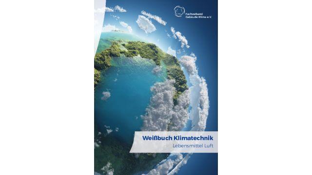 Das Bild zeigt das Cover der Weißbuch Broschüre.