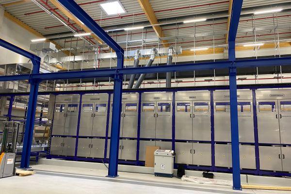 Betriebsstart im neuen Alfa Laval Service Center
