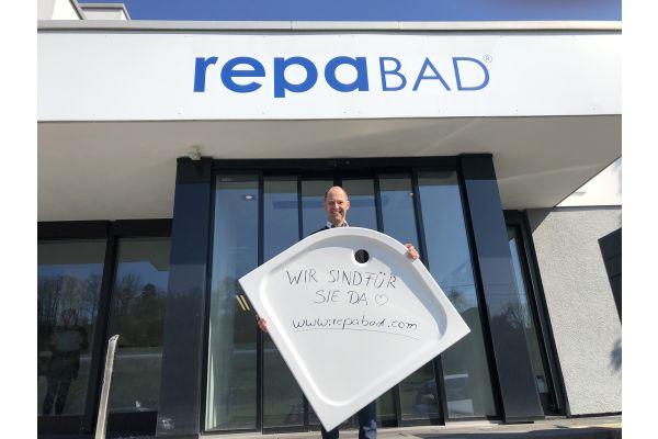 Repabad: Der Partner für das komplette Bad!