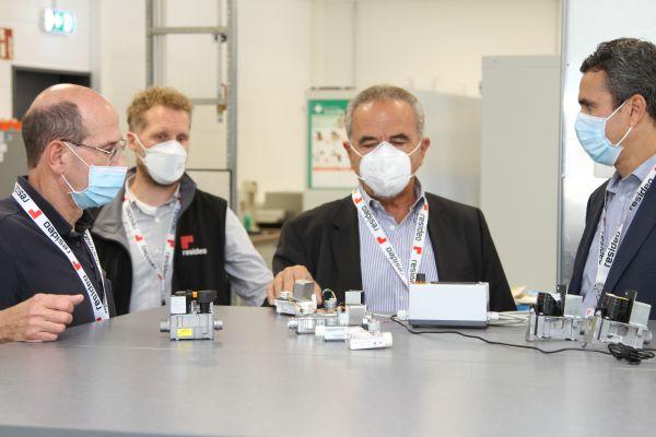 Resideo eröffnet neues Technikzentrum in Lotte