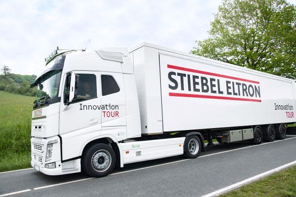 InnovationTOUR von Stiebel Eltron ermöglicht Vor-Ort-Gespräche