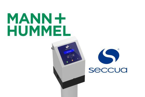 MANN+HUMMEL übernimmt Seccua Holding AG