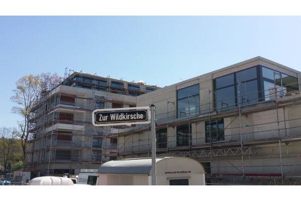 Hier in Düsseldorf stiegen im 2. Quartal die Preise für Eigentumswohnungen um 13 Prozent…