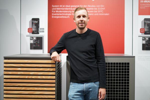 Heiko Trescher verstärkt Dimplex Vertriebsteam