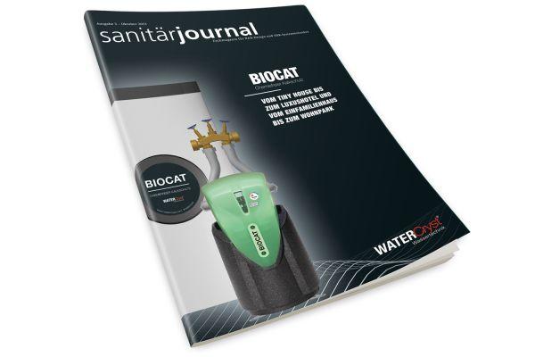 SanitärJournal - Heft 5, Oktober 2021 SanitärJournal - Heft 5/2021