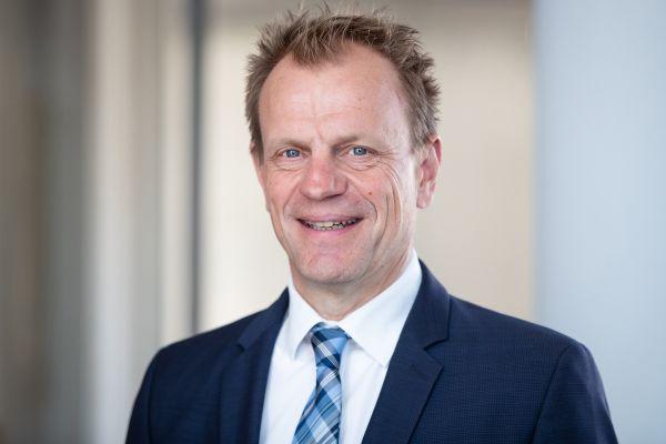 C. Jeromin neuer DVGW-Vizepräsident Wasser