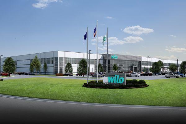 QuantumFlo, Inc. wird Teil der Wilo-Gruppe