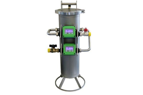 Heizungswasseraufbereitung im Umlaufverfahren nach VDI 2035