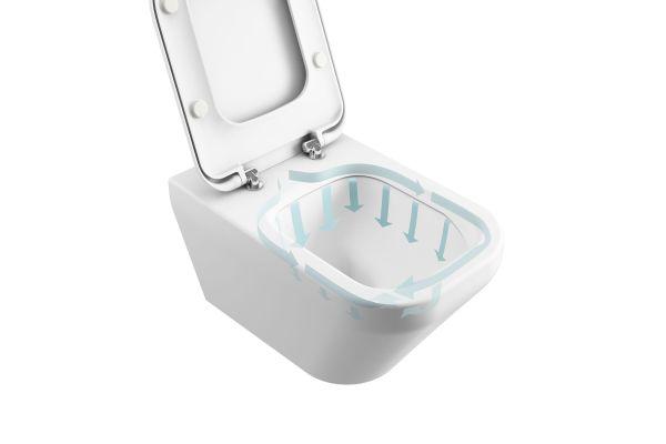 """Die """"AquaBlade""""-Technologie von Ideal Standard"""