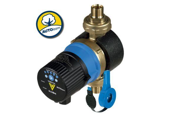 Mit auf dem Markt befindlichen modernen Pumpen- und Steuerungskonzepten, wie zum Beispiel der selbstlernenden , sind zum Teil sehr geringe Pumpenlaufzeiten möglich.