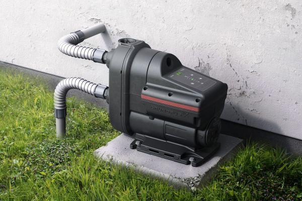 """Grundfos Hauswasserwerk """"Scala2"""" - kompakt und hocheffizient"""