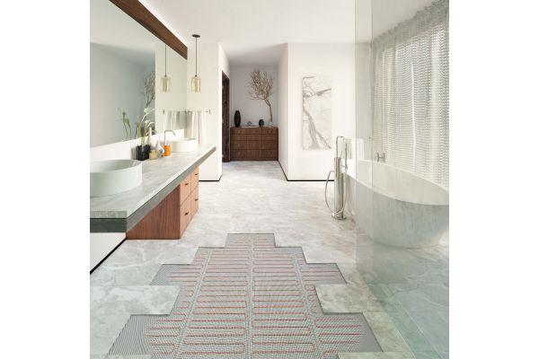 Mit Fußbodenheizungen von Etherma modern und effizient heizen