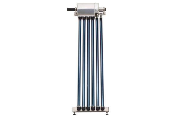 Vakuum-Röhrenkollektor von Viessmann für Großanlagen